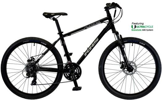 2022 KHS Bicycles Alite 50 in Black