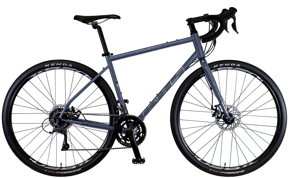 2022 KHS Bicycles Grit 55 in Gray