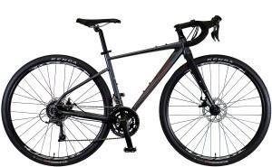 2022 KHS Bicycles Grit 110 in Dark Gray