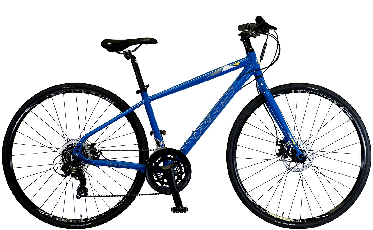 2022 KHS Bicycles Vitamin A in Blue