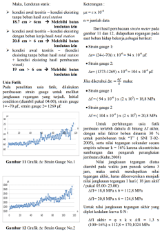 Analisa Fakultas Teknik Sipil Universitas Brawijaya terkait Jembatan Soekarno Hatta Malang pada tahun 2013 hal 7