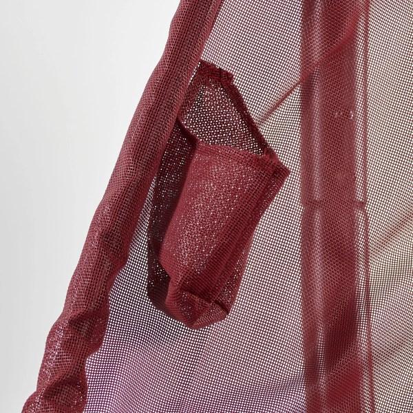 Produktfotografie - Hängesessel in Rot (Flaschenhalter / Unbearbeitet)   © 2020 by Karl - Heinz Schultze (KHSFotographie)