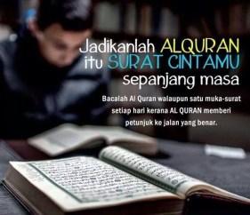 Al Quran Petunjuk Jalan yang Benar