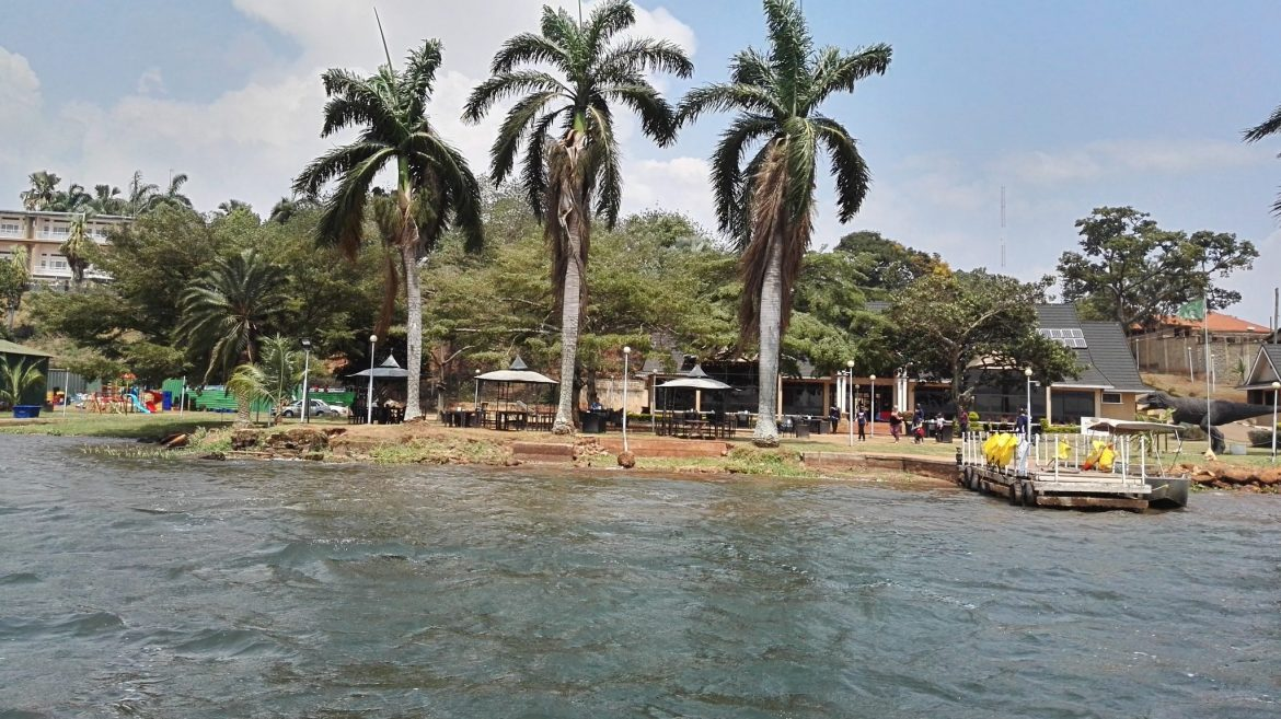 View of Jinja Sailing Club from The Nile..jpg