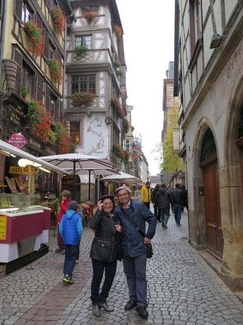 Đường phố Strasbourg - Chinh, Ri - Photo: TongMai