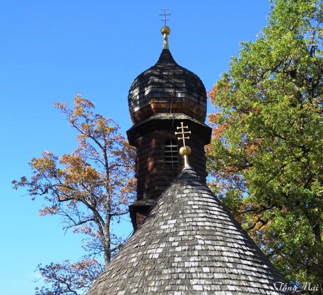 Linderhof Palace - St. Ana Chapel. Photo: TongMai