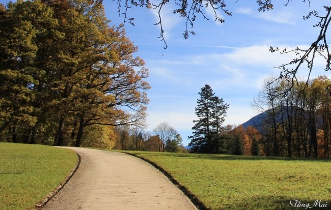 Linderhof Palace. Photo: TongMai