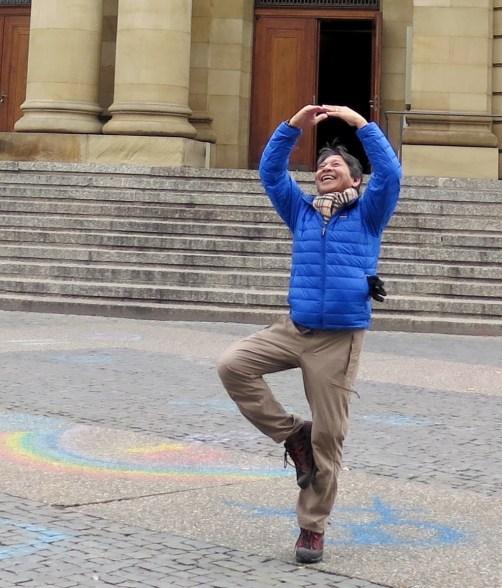Mai 2015 - Paris, Germany, Budapest - Stuttgard - Opera house - LCHoang ballet dancer2b