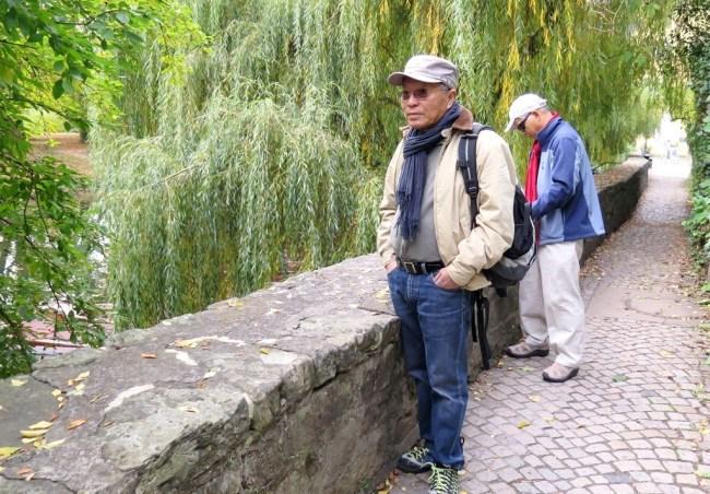 Mai 2015 - Paris, Germany, Budapest - Stuttgard - Tiubingen - TDLoc, NDHoang
