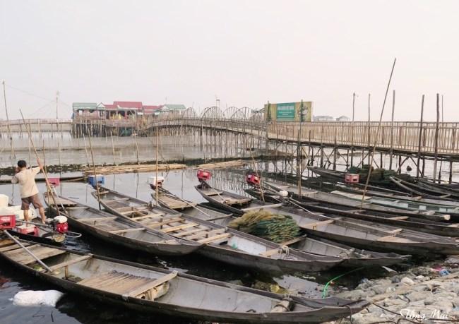 Bến đầm Chuồn. Photo: TongMai