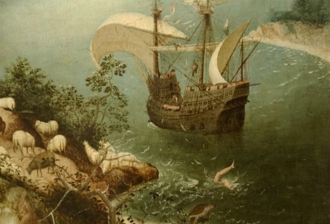 PhPo 2017 - Bxl - Bruegel's Icarus 7