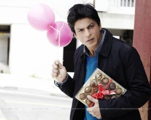 Shahrukh Khan in the movie My Name Is Khan