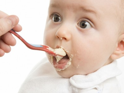 Baby Having meal