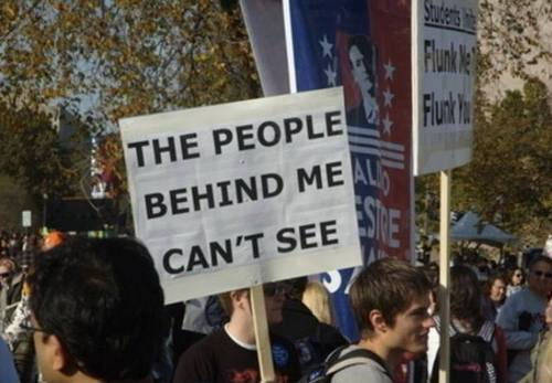Protest Signs 4