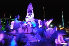 The realm of the Ice Queen