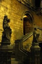 Westminister - Interior - Gargoyles