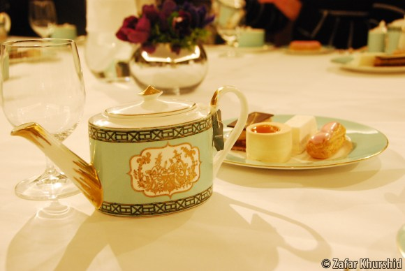 High Tea and Delectable Pastries