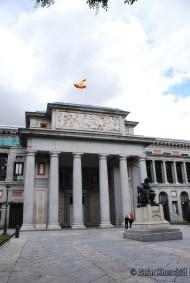 Museo de Nacional del Prado - Exterior