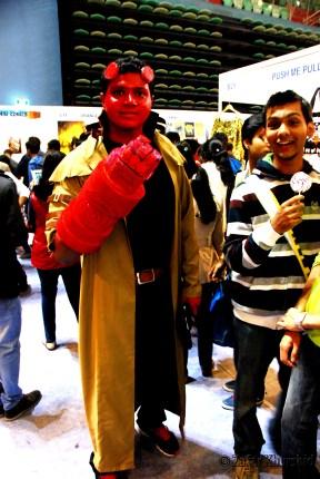 A Hellacious Hellboy