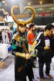 Thor's brother and nemesis reincarnated?