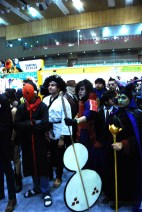Talented cosplayers line up to compete for the Grand Prize