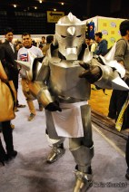 A seriously wicked Alphonse Elric from Full Metal Alchemist