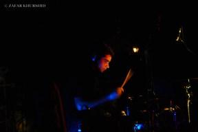 Ishaan Gandhi (Drums/Percussion)