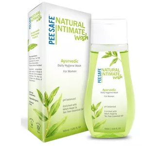 Pee Safe Natural Intimate Wash