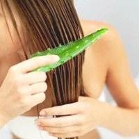 Aloe Vera Gel To Make Hair Straight Naturally At Home