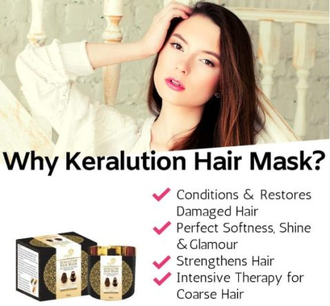 Benefits Of Aegte Keralution Hair Mask
