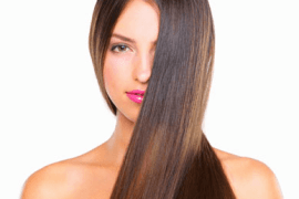 How To Make Hair Straight Naturally At Home