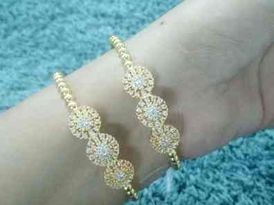 Actual Appearance Of Bangles