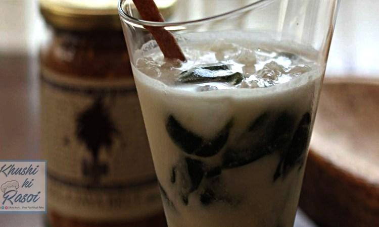 इन्डोनेशियन नारियल ठंडाई | How to make Easy Indonesian Coconut Drink
