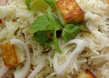 पनीर पुलाव रेसिपी | How to make Delicious Paneer Pulav