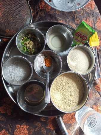 इडली ढोकला  कैसे बनाएं | How to make Idli Dhokla