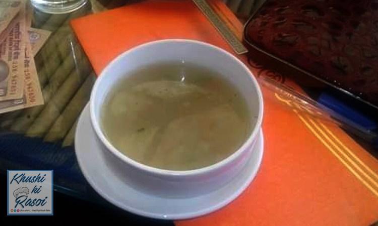 ब्रोकली सूप रेसिपी   How to Make Healthy Broccoli Soup