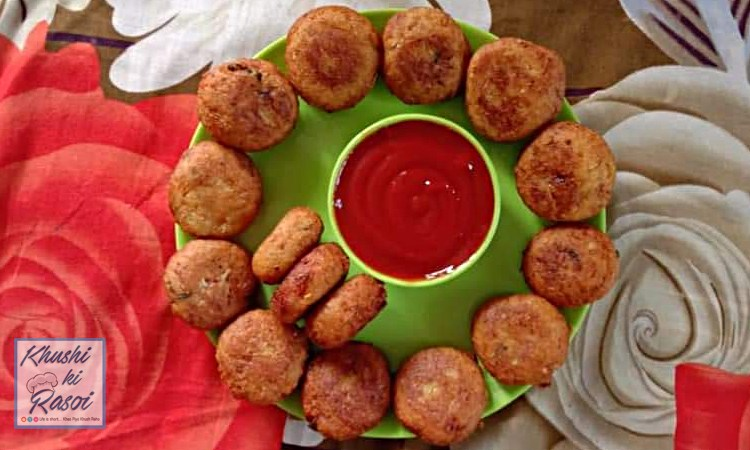 बची हुई चावल का कटलेट   How to Make Delicious Leftover Rice Cutlets