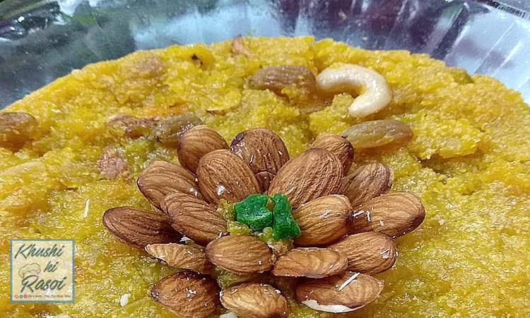 कद्दू का हलवा रेसिपी | Delicious Pumpkin Halwa Recipe | Sweet