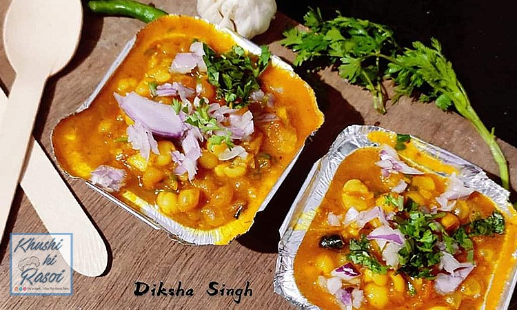 चना घुगनी रेसिपी   Amazing Kala Chana Ghugni Recipe