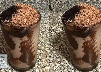 कोल्ड कॉफ़ी विद चॉकलेट रेसिपी | How to make Amazing Cold Coffee with Chocolate