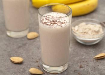 Beverage Recipe Make Saffron Almond Milk in just 5 minutes