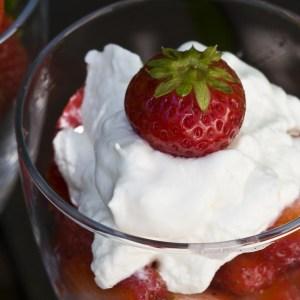 Strawberry Cream E-Juice