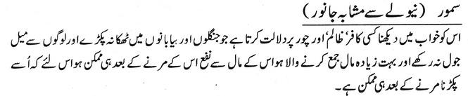 newly se mushaby janwar