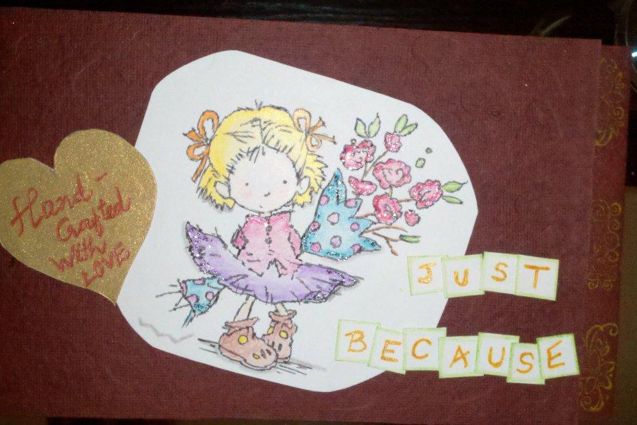 Handmade Card 01
