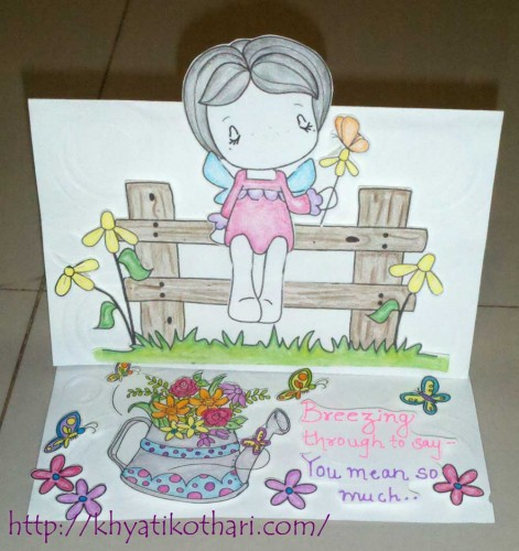 Easel Card Full Card16