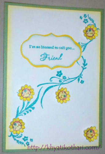 Friend Card Front Card35
