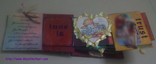 Some pictures of Valentines Day Album Scrapbook4 3