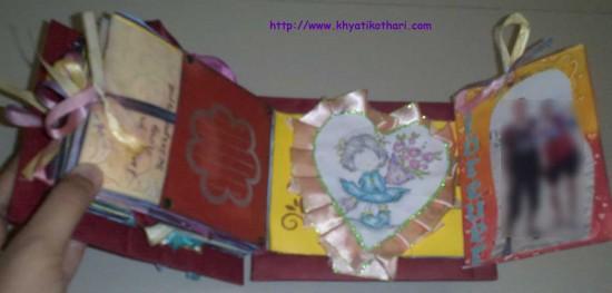 Some pictures of Valentines Day Album Scrapbook4 8