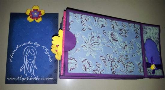 Another Paper Bag Mini Album Scrapbook6 12