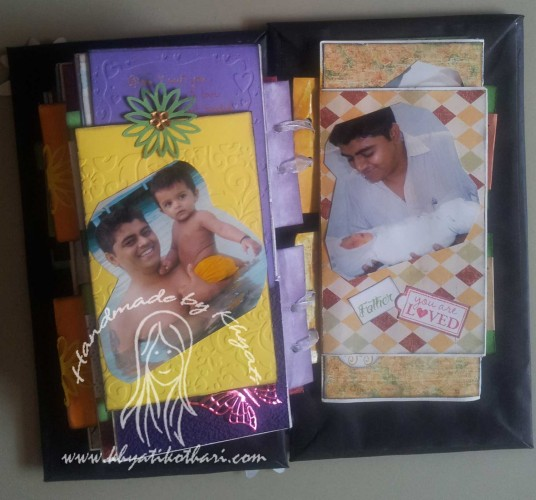 Another Scrapbooking Album Scrapbook7 26
